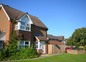 Thumbnail 1 bed end terrace house for sale in Hop Garden, Church Crookham, Fleet, Hampshire