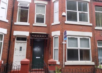 Thumbnail 5 bed property to rent in Edward Avenue, Students House, Salford