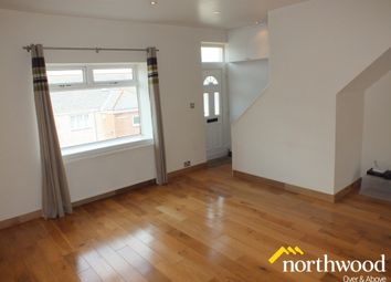 Thumbnail 2 bed terraced house to rent in Leaburn Terrace, Prudhoe