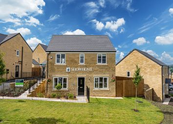 "Thumbnail 4 bed detached house for sale in ""Chedworth "" at Knotts Drive, Colne"