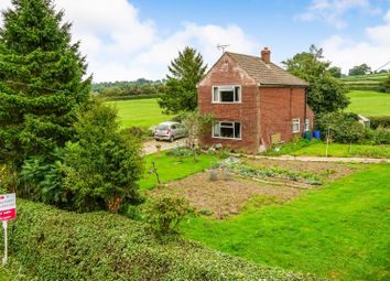 Thumbnail 3 bed detached house for sale in Valley View, Shields Lane, Roston, Ashbourne, Derbyshire