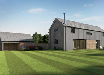 Thumbnail 4 bed detached house for sale in Flagshaw Lane, Kirk Langley, Ashbourne