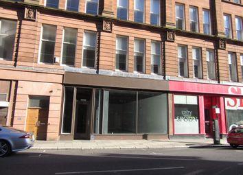 Thumbnail Retail premises to let in 14 Albion Street, Glasgow