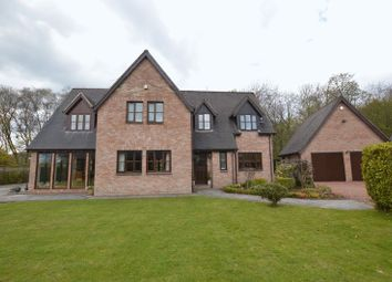 Thumbnail 4 bed detached house for sale in Chesterwell, Swarland, Morpeth