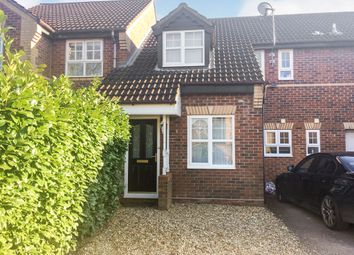 Thumbnail 3 bed terraced house for sale in Top Meadow, Caldecotte, Milton Keynes