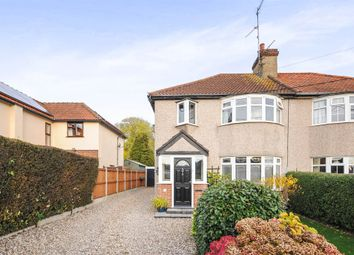 Thumbnail 4 bed semi-detached house for sale in The Leas, Ingatestone