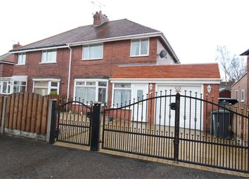 Thumbnail 3 bed semi-detached house for sale in Manor Road, Maltby, Rotherham, South Yorkshire
