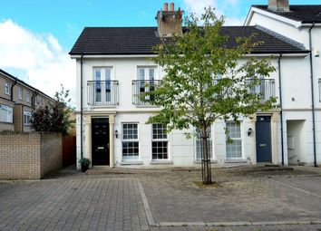 Thumbnail 3 bed terraced house for sale in Leathem Square East Link Road, Dundonald, Belfast