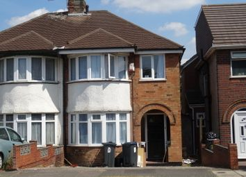 Thumbnail 3 bed semi-detached house to rent in Teddington Grove, Perry Barr