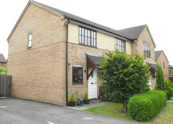 Thumbnail 2 bedroom terraced house to rent in The Dell, Bradley Stoke, Bristol