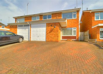 Thumbnail 3 bed semi-detached house for sale in Barbican Rise, Coventry, West Midlands