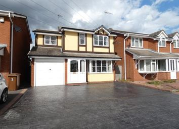 Thumbnail 4 bed detached house for sale in Burnside Close, Stenson Fields, Derby, Derbyshire