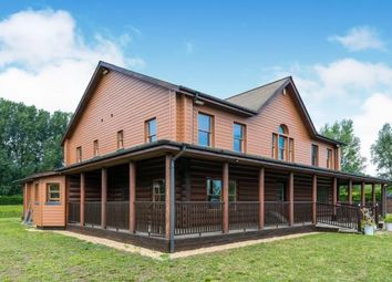 Thumbnail 5 bed detached house for sale in Cowles Drove, Hockwold, Thetford