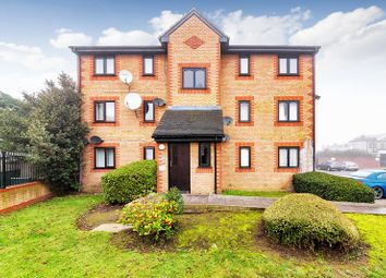 Thumbnail 2 bed flat for sale in Carolina Close, Stratford, London