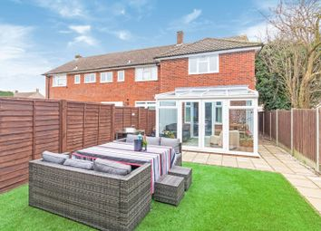 Thumbnail 2 bed end terrace house for sale in Marbles Way, Tadworth