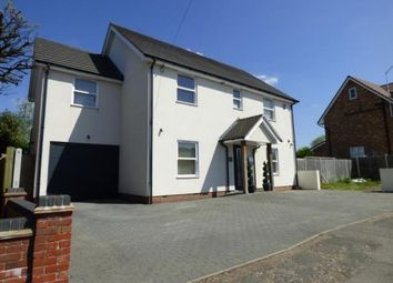 Thumbnail 5 bed detached house for sale in Daws Heath Road, Benfleet