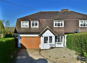 Thumbnail 4 bed semi-detached house for sale in Chestnut Walk, Chalfont St Peter, Buckinghamshire
