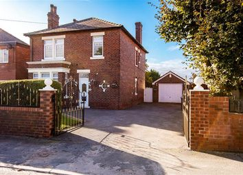 Thumbnail 3 bed detached house for sale in Womersley Road, Knottingley