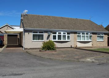 Thumbnail 2 bed bungalow to rent in Burnaby Close, Hartlepool