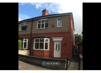 Thumbnail 3 bed semi-detached house to rent in Beville Street, Stoke-On-Trent