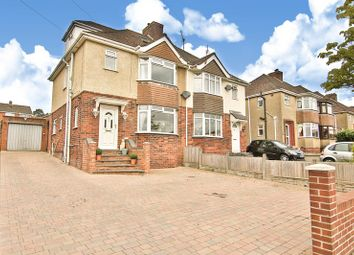 Thumbnail 4 bed semi-detached house for sale in Templeway, Lydney