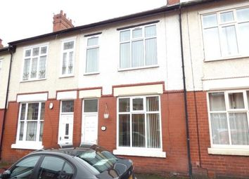 Thumbnail 3 bed terraced house to rent in Belmont Road, Ashton-On-Ribble, Preston