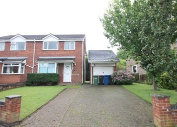 Thumbnail 3 bed semi-detached house for sale in Rosemary Road, Amington, Tamworth
