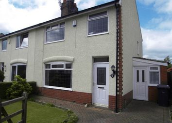Thumbnail 3 bed semi-detached house for sale in Moorcroft Crescent, Ribbleton, Preston