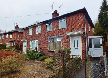 Thumbnail 2 bed semi-detached house for sale in Bron Y Dre, Wrexham