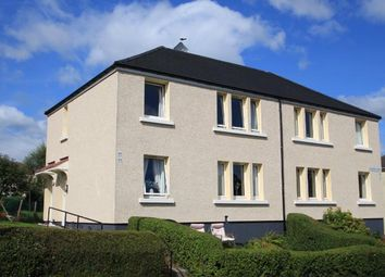 Thumbnail 1 bed flat for sale in Lochfield Drive, Paisley