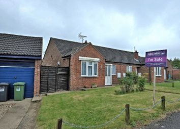 Thumbnail 2 bedroom semi-detached bungalow for sale in Sheldrake Close, Fakenham