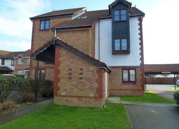 Thumbnail 1 bed flat to rent in Hulton Close, Waterside Park, Southampton