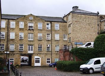 Thumbnail 2 bed flat for sale in Greenups Mill, Wharf Street, Sowerby Bridge
