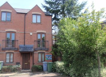 Thumbnail 4 bedroom end terrace house to rent in Sherwood Avenue, Newark
