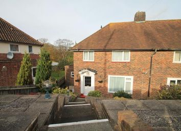 Thumbnail 3 bed semi-detached house for sale in Hornby Road, Brighton, East Sussex