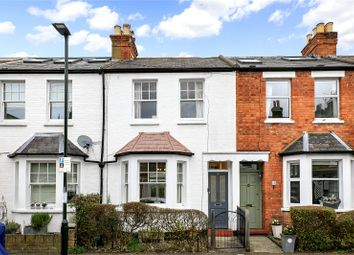Thumbnail 2 bed terraced house for sale in Windsor Road, Kew, Surrey