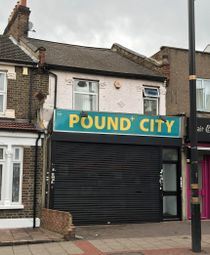 Thumbnail Commercial property for sale in Green Street, Forest Gate, London