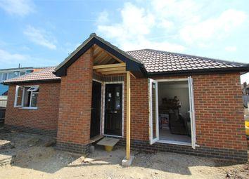 Thumbnail 2 bedroom detached bungalow to rent in Queensway, Bletchley, Milton Keynes, Buckinghamshire