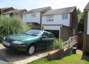 Thumbnail 3 bed semi-detached house to rent in Reedswood Road, St. Leonards-On-Sea