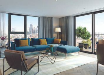 Thumbnail 1 bed flat for sale in 9 Arrival Square, London
