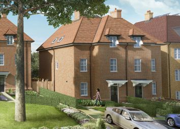 "Thumbnail 4 bed semi-detached house for sale in ""The Cedar Collection Alba"" at Elmbank Avenue, Arkley, Barnet"