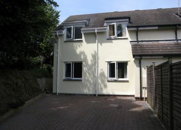Thumbnail 2 bed end terrace house for sale in Court View, Brixton, Plymouth, Devon