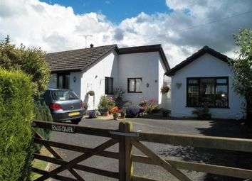 Thumbnail 2 bed detached bungalow for sale in Bro Trichrug, Cilcennin, Lampeter