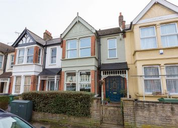 3 bed terraced house for sale in Sandringham Road, London E10