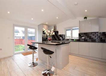 Thumbnail 3 bed end terrace house for sale in Ashwood Avenue, Rainham, Essex