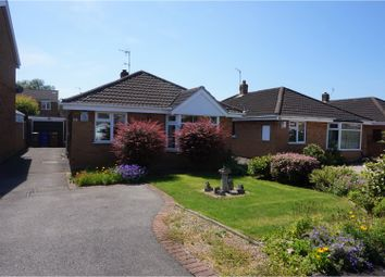 Thumbnail 2 bed detached bungalow for sale in Pacific Road, Stoke-On-Trent