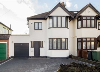 Thumbnail 3 bed semi-detached house for sale in Lynton Road, London
