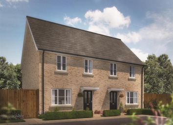 Thumbnail 2 bed semi-detached house for sale in Archers Court Road, Whitfield, Dover, Kent