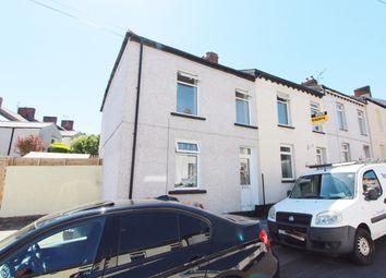Thumbnail 2 bed end terrace house for sale in St Julian Street, Newport