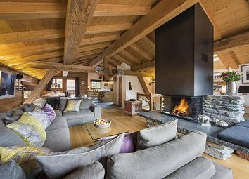 Thumbnail 4 bed property for sale in Chalet Vermont, Verbier, Valais, Switzerland
